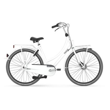 Citybike Gazelle Puur_NL  R3T 2017