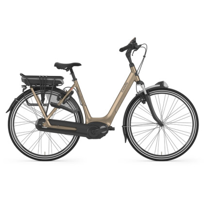 E-Bike Gazelle Orange C8 HMB  H8 2017