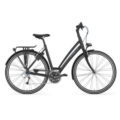 Trekkingbike Gazelle Chamonix S27  V27 2017