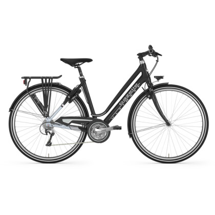 Trekkingbike Gazelle Ultimate S30+   H30 2017