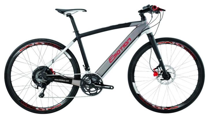 E-Bike BH Bikes EVO RACE PRO 2017