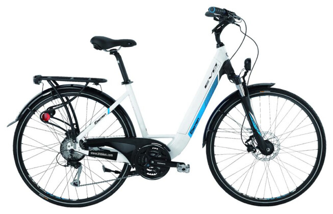 E-Bike BH Bikes EVO CITY WAVE 2017