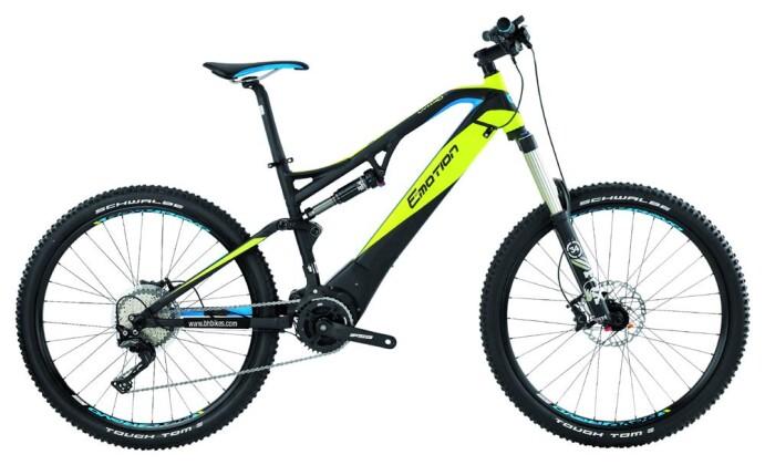 """E-Bike BH Bikes ATOM LYNX 6 27,5"""" PRO 2017"""