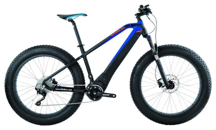 E-Bike BH Bikes BIG BUD PRO 2017