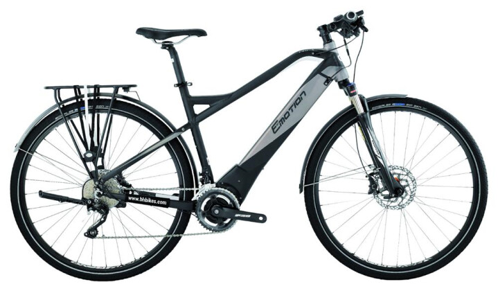 E-Bike BH Bikes ATOM CROSS PRO 2017