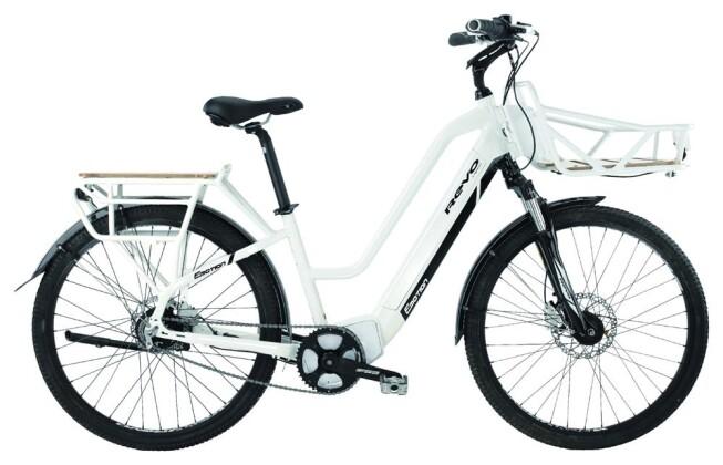 E-Bike BH Bikes ATOM CARGO 2017