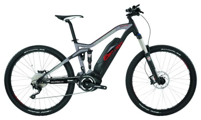 """E-Bike BH Bikes REBEL LYNX 5.5 29"""" 2017"""