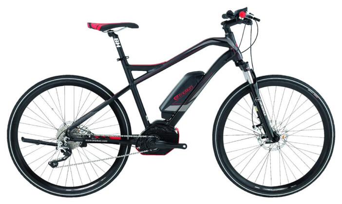 E-Bike BH Bikes XENION CROSS 2017