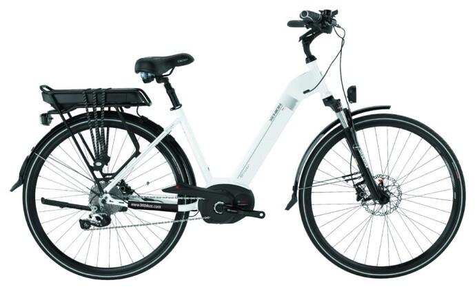E-Bike BH Bikes XENION CITY WAVE LITE 2017