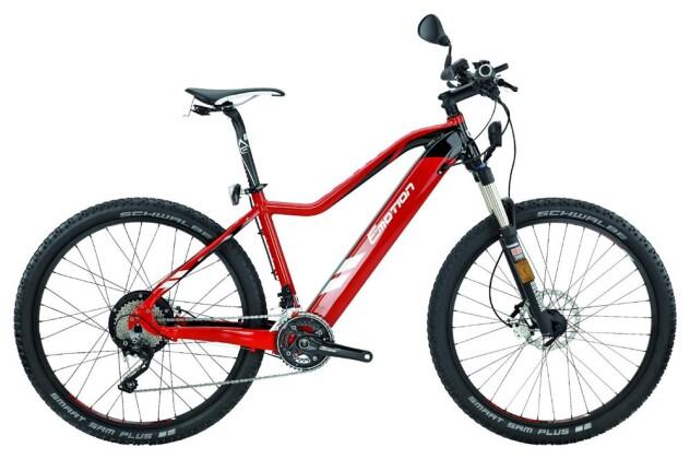 E-Bike BH Bikes NITRO 27'5 PRO 2017