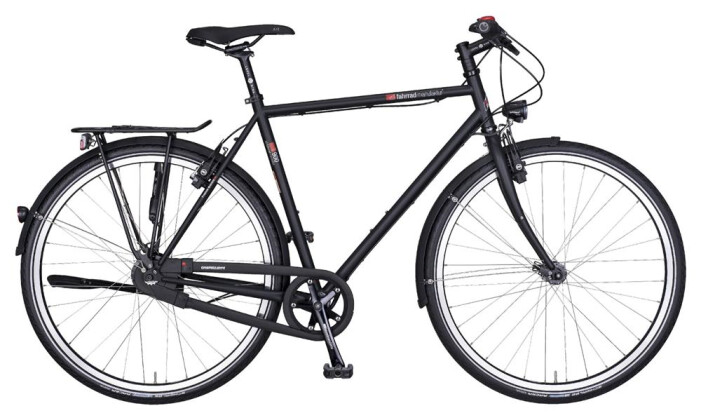 Citybike VSF Fahrradmanufaktur T-900 Rohloff Speedhub 14-Gang / HS22 2017