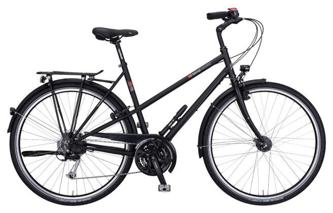 Trekkingbike VSF Fahrradmanufaktur T-100 Shimano Alivio 27-Gang / HS11 2017