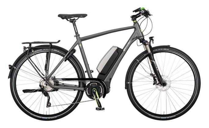 E-Bike e-bike manufaktur 11LF Brose - Shimano Deore XT 10-Gang / Disc 2017