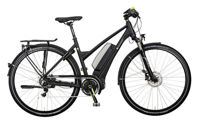 E-Bike e-bike manufaktur 11LF Brose 500 Wh Shimano Alfine 8-Gang / Disc 2017