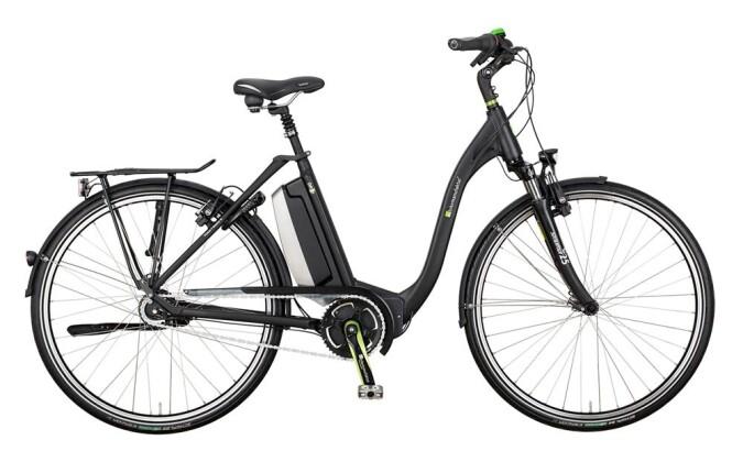 E-Bike e-bike manufaktur DR3I Brose 500 Wh Shimano Nexus 8-Gang FL / HS22 2017