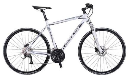 Kreidler STACK 3.0,  Crossbike mit 27 Gängen und Scheibenbremsen.