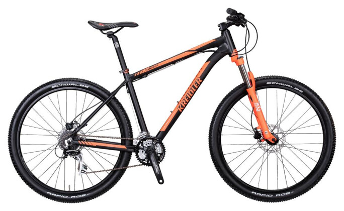 Mountainbike Kreidler Dice 3.0 - Shimano Acera 21-Gang / Disc 2017