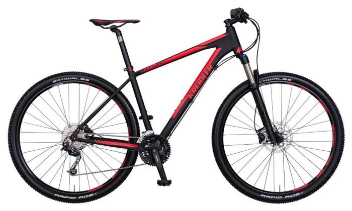 Mountainbike Kreidler Dice 5.0 - Shimano Deore 27-Gang / Disc 2017