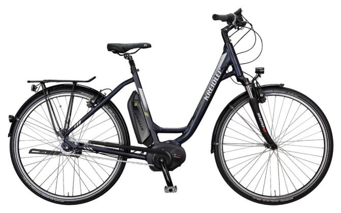 E-Bike Kreidler Vitality Eco Plus - Shimano Nexus 8-Gang FL / HS22 2017