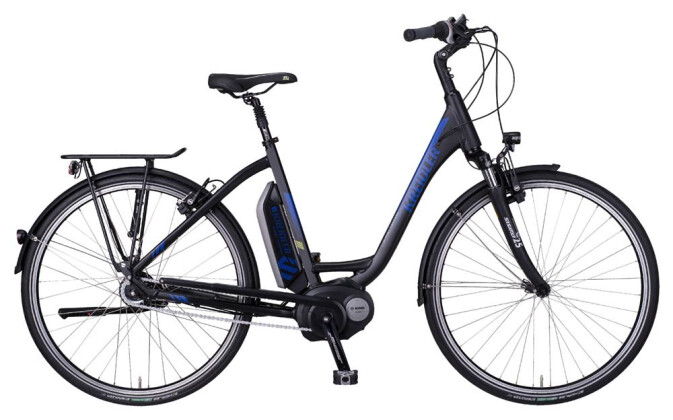 E-Bike Kreidler Vitality Eco 6 Edition-Shimano Nexus 8-Gang 2017