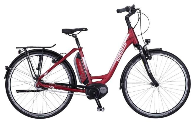 E-Bike Kreidler Vitality Eco 6 - Shimano Nexus 8-Gang RT / HS22 2017