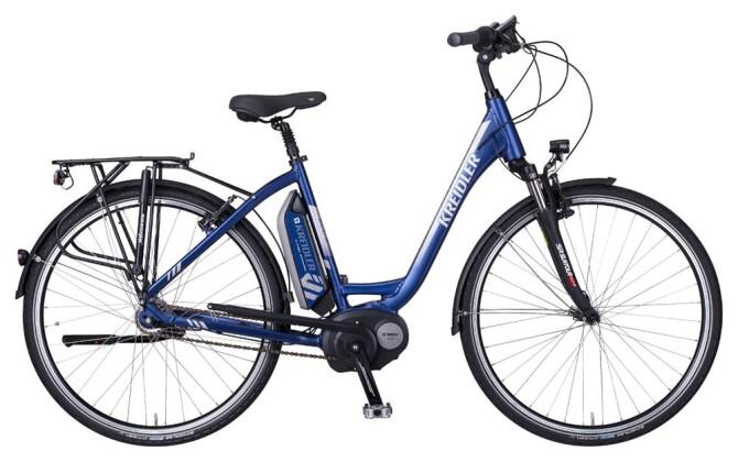 E-Bike Kreidler Vitality Eco 2 - Shimano Nexus 7-Gang RT / V-Brake 2017