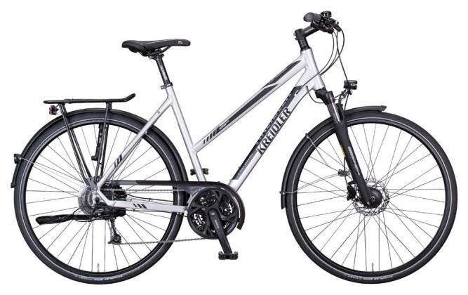 Trekkingbike Kreidler Raise RT6 Light Shimano Deore 27-Gang / Disc 2017