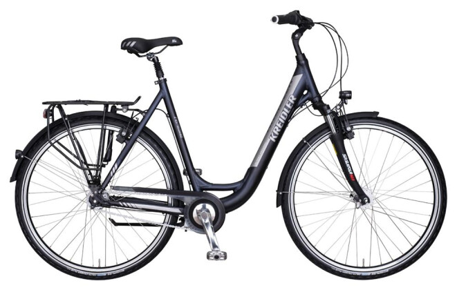 Citybike Kreidler Raise RT Plus - Shimano Nexus 7-Gang RT / HS11 2017