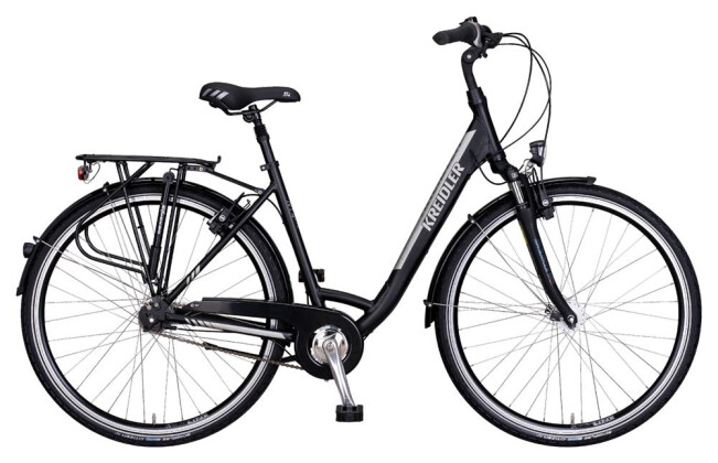 Citybike Kreidler Raise RT4 Edition Shimano Nexus 7-Gang / RT / HS11 2017