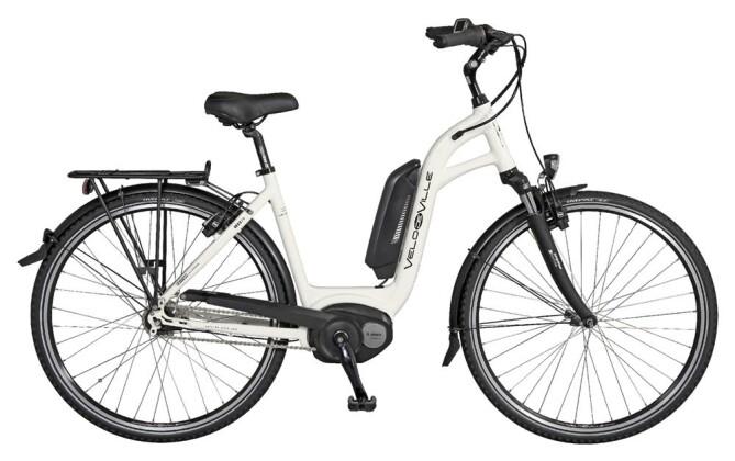 E-Bike Velo de Ville CEB70 7 Gg Shimano Nexus Rücktritt HS11 2017