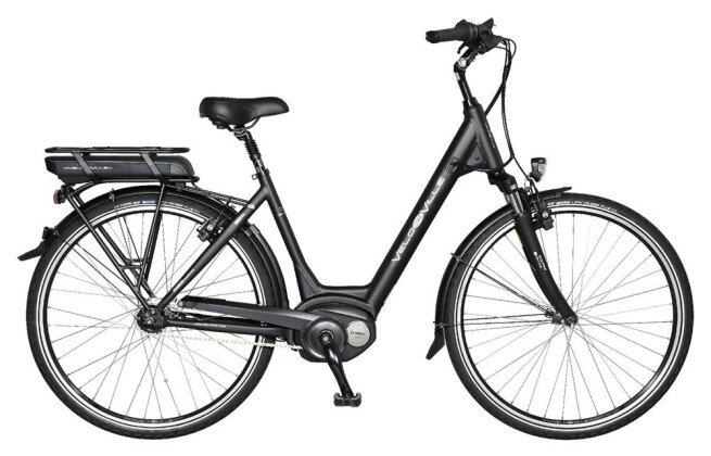 E-Bike Velo de Ville CEB80 7 Gg Shimano Nexus Rücktritt HS11 2017