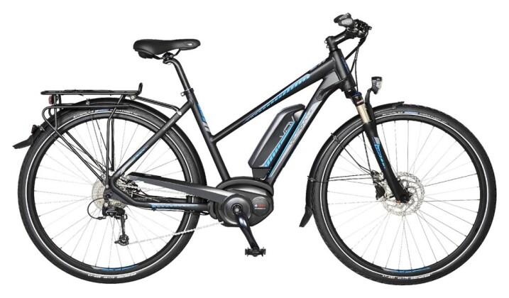 E-Bike Velo de Ville LEB80 9 Gg Shimano Deore Mix 2017