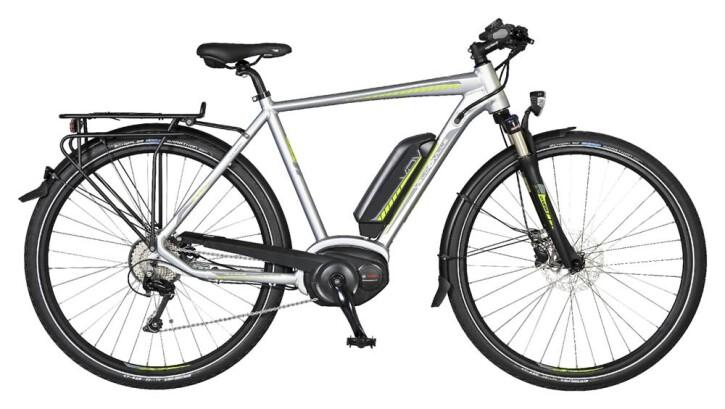 E-Bike Velo de Ville LEB90 10 Gg Shimano Deore Mix 2017