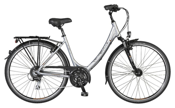 Trekkingbike Velo de Ville A40 7 Gg Shimano Nexus Freilauf 2017
