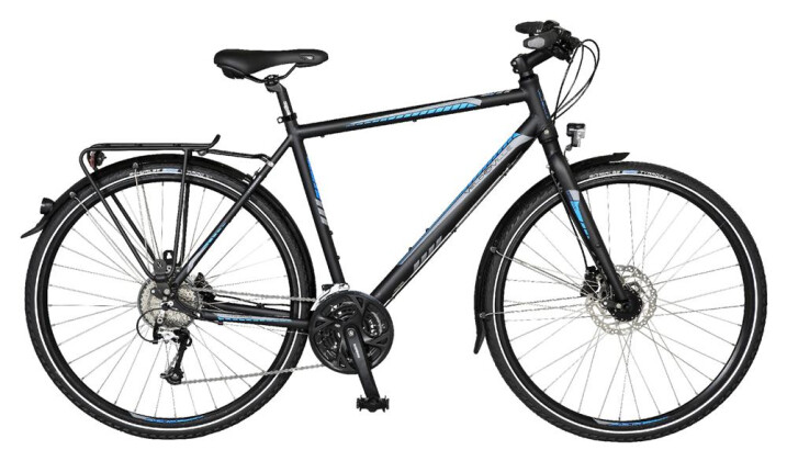 Trekkingbike Velo de Ville L70 8 Gg Shimano Alfine Freilauf 2017