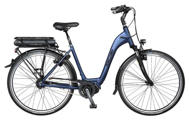 """E-Bike Velo de Ville CES800 City 28"""" 8 Gg Shimano DI2 Freilauf 2017"""