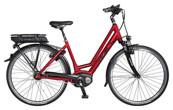 """E-Bike Velo de Ville CEB800 City 28"""" 8 Gg Shimano Nexus Rücktritt 2017"""