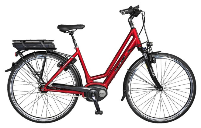 "E-Bike Velo de Ville CEB800 City 28"" 11 Gg Shimano Alfine Freilauf 2017"