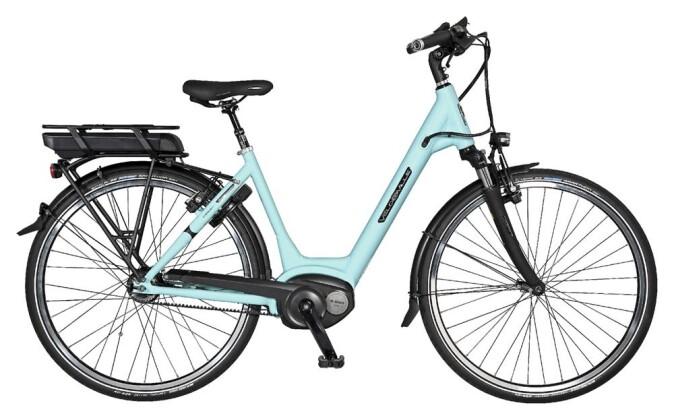 E-Bike Velo de Ville CEB800 Belt 8 Gg Shimano DI2 Freilauf 2017