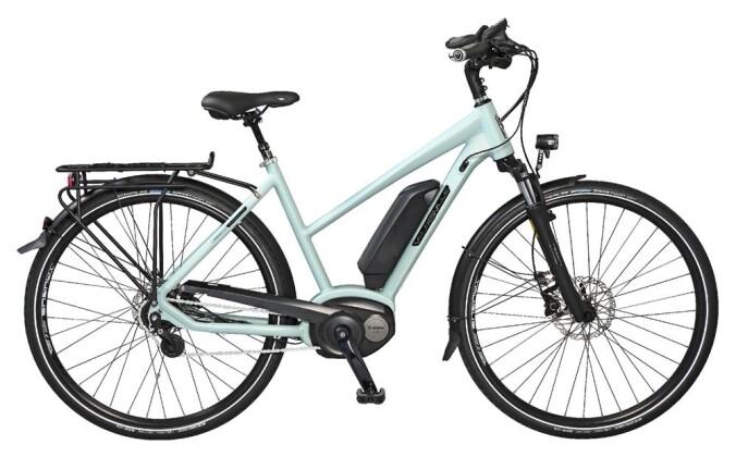 E-Bike Velo de Ville AEB800 Allround Offroad 9 Gg Shimano Deore 2017