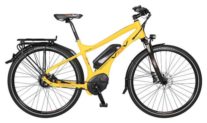 E-Bike Velo de Ville LEB800 Sport 14 Gg Rohloff 2017