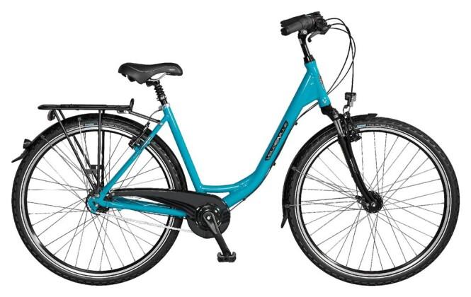 Citybike Velo de Ville C200 City NuVinci 380 2017
