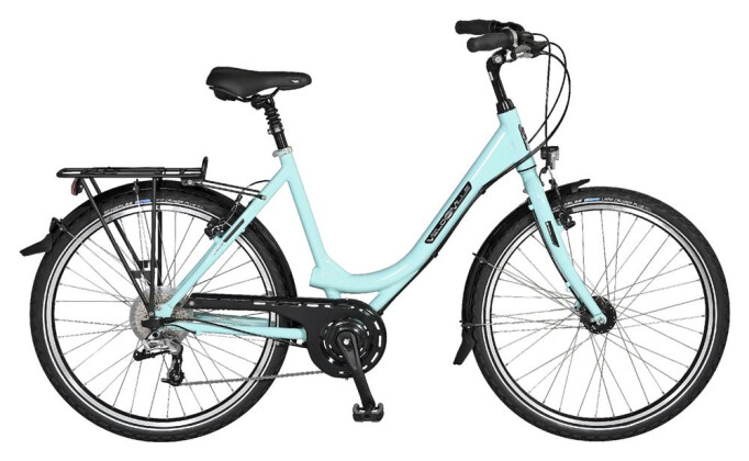 Trekkingbike Velo de Ville C600 City 8 Gg Shimano Nexus Rücktritt 2017