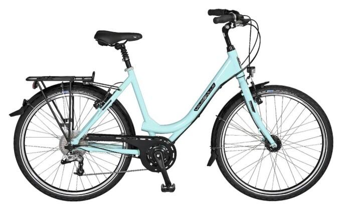 Trekkingbike Velo de Ville C600 City NuVinci 330 2017