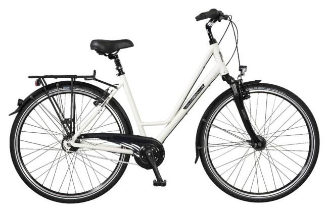 Citybike Velo de Ville A200 Allround 11 Gg Shimano Alfine Freilauf 2017