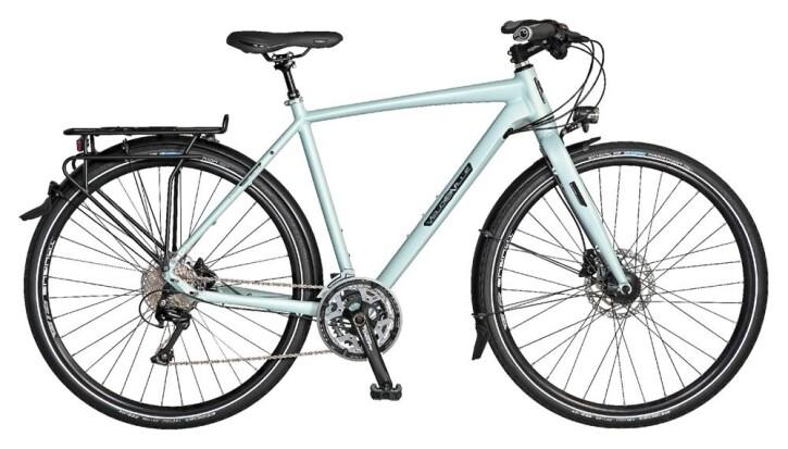 Trekkingbike Velo de Ville A700 Allround NuVinci 380 2017