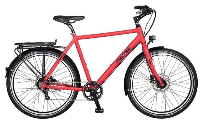 Trekkingbike Velo de Ville A600 Allround 8 Gg Shimano Alfine Freilauf 2017