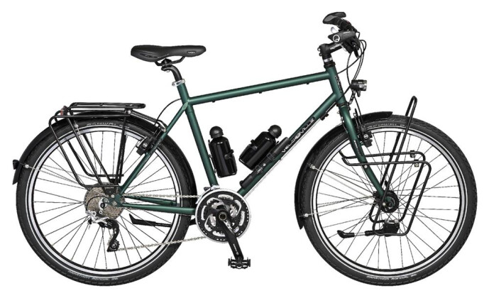 Trekkingbike Velo de Ville R650 Reise 11 Gg Shimano Alfine 2017