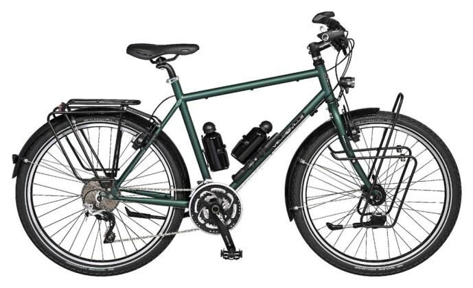 Trekkingbike Velo de Ville R650 Reise 30 Gg Shimano XT 2017