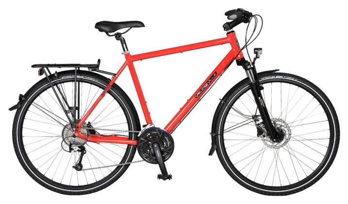 Trekkingbike Velo de Ville L200 Light-Sport 8 Gg Shimano Alfine Freilauf 2017